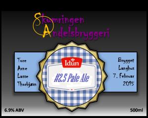 #2.5 Pale Ale