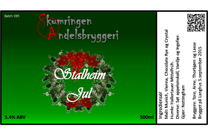 #5 Stalheim Jul