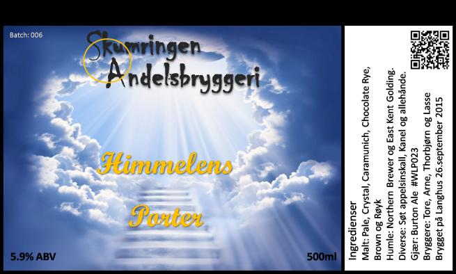 #6 Himmelens Porter