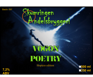 #7 Vogon Poetry
