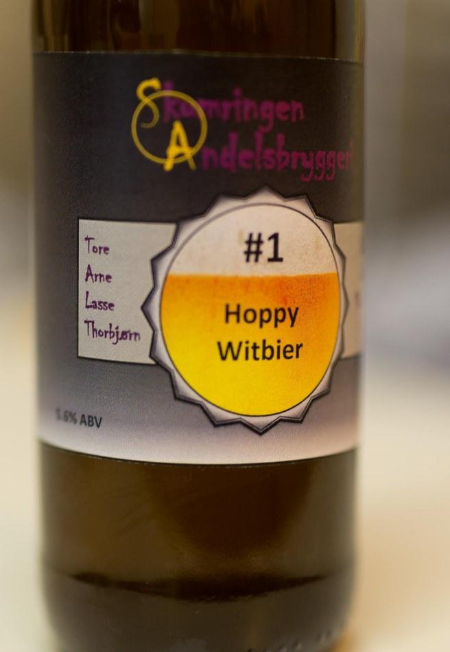 #1 Hoppy Witbier