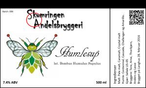 #8 Humlesup